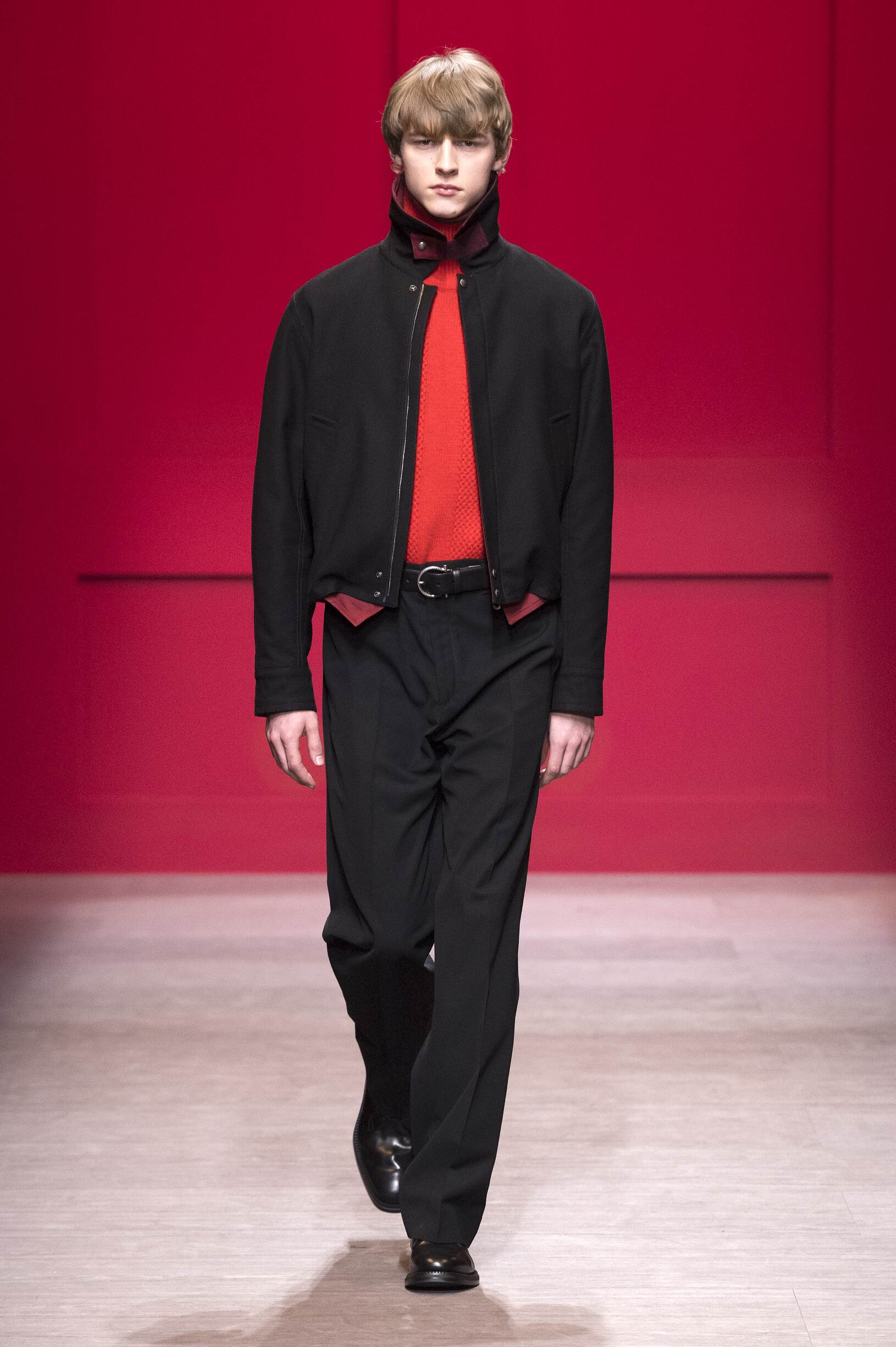 2018 Salvatore Ferragamo Man Colors Trends