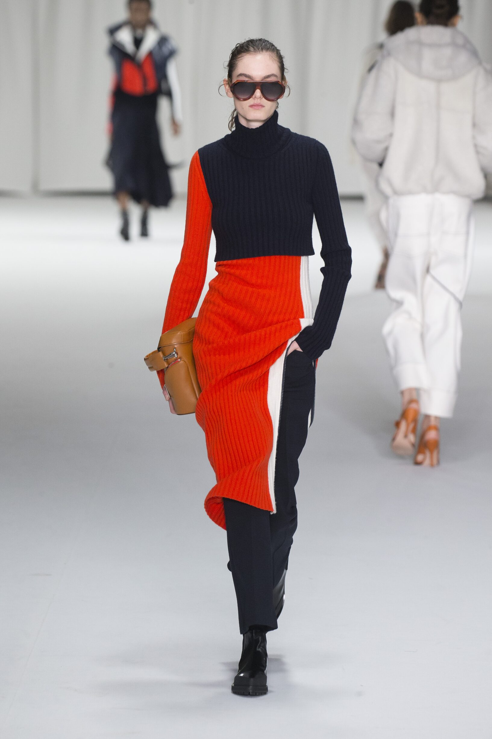2018 Sportmax Woman Catwalk