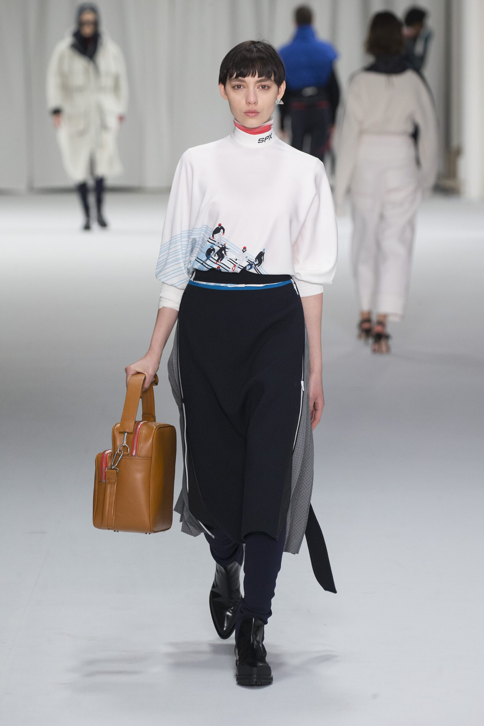 2018 Sportmax Woman Winter Runway