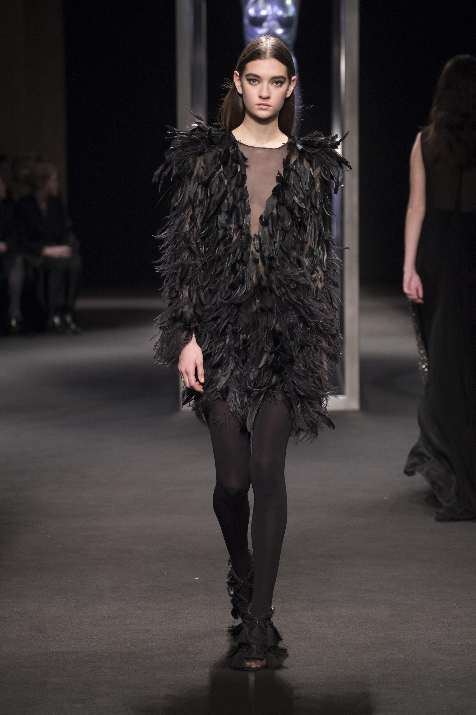 2018 Woman Style Alberta Ferretti