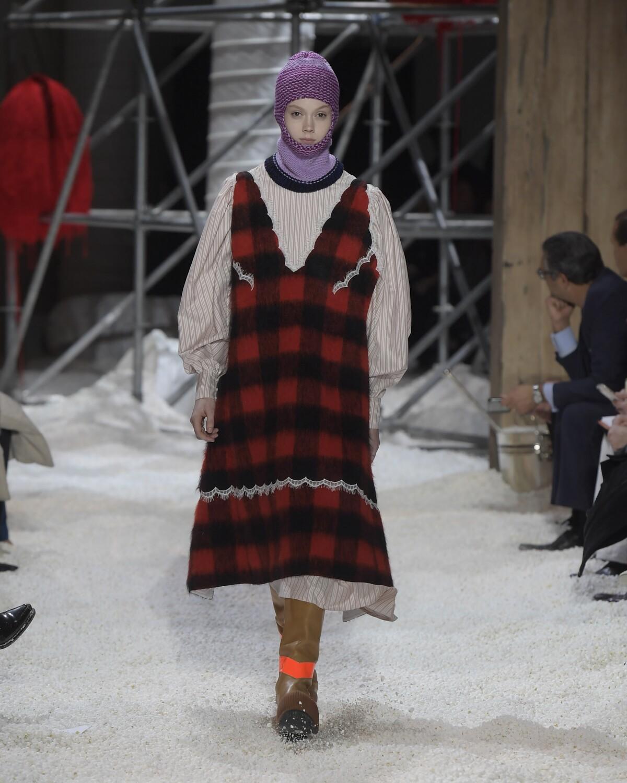 2018 Woman Style Calvin Klein 205W39NYC