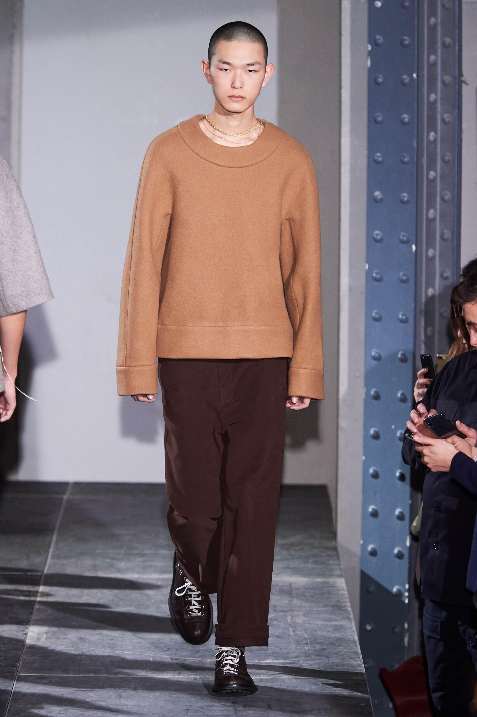 Acne Studios Fall Winter 2018 Mens Collection Paris Fashion Week