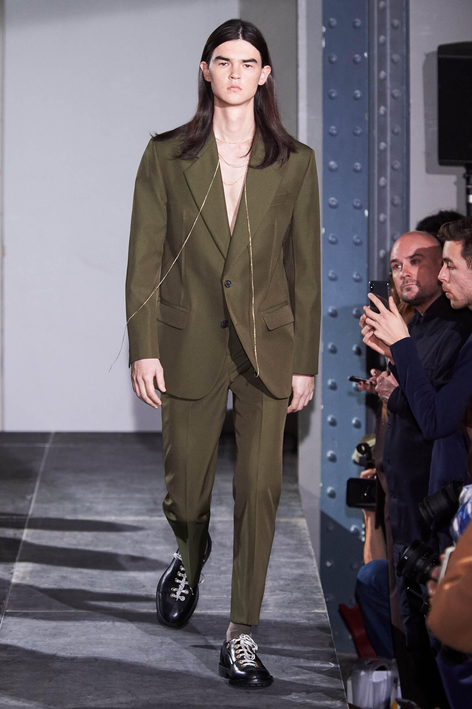 Acne Studios Paris Fashion Week Menswear
