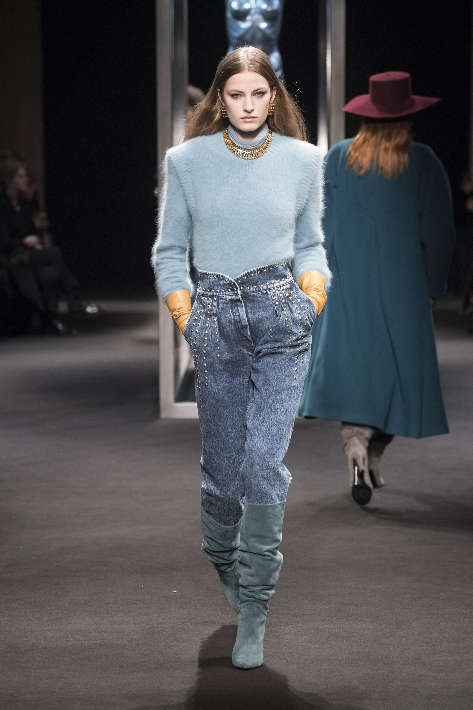 Alberta Ferretti FW 2018 Womenswear