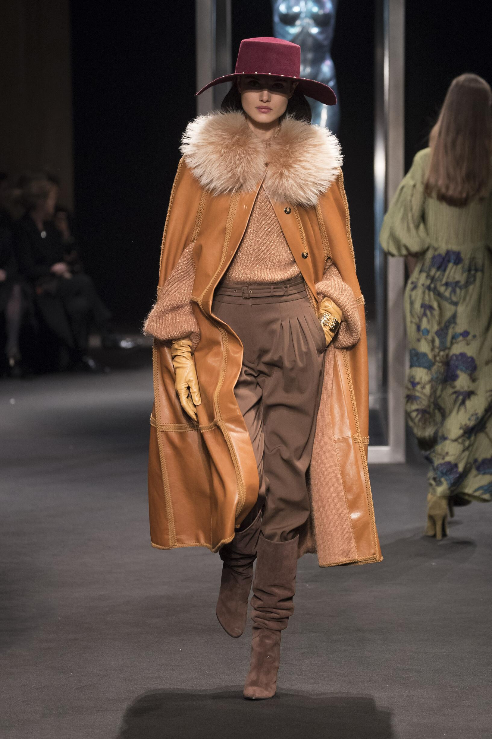 Alberta Ferretti Fall Winter 2018