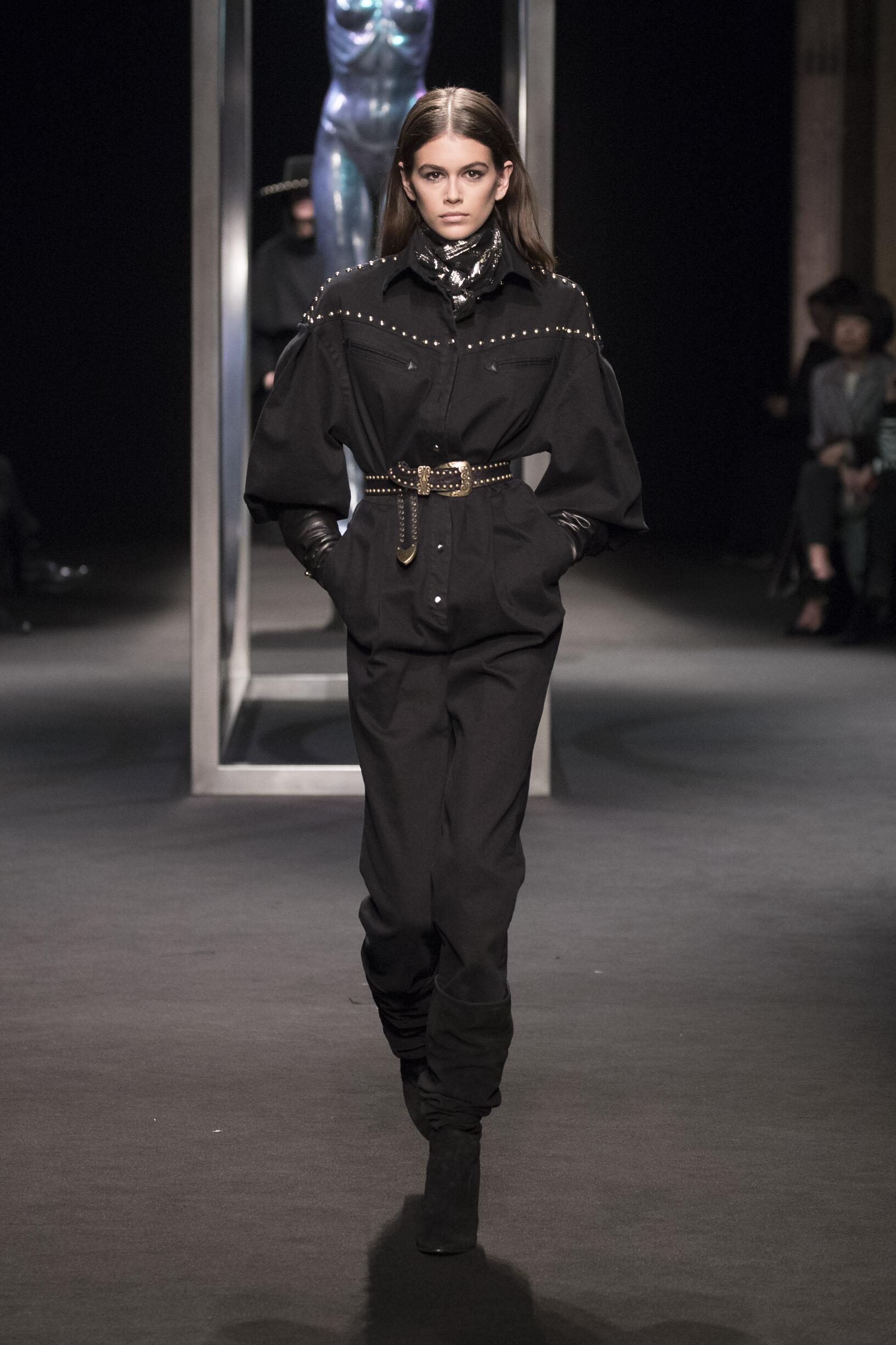 Alberta Ferretti Fashion Show FW 2018