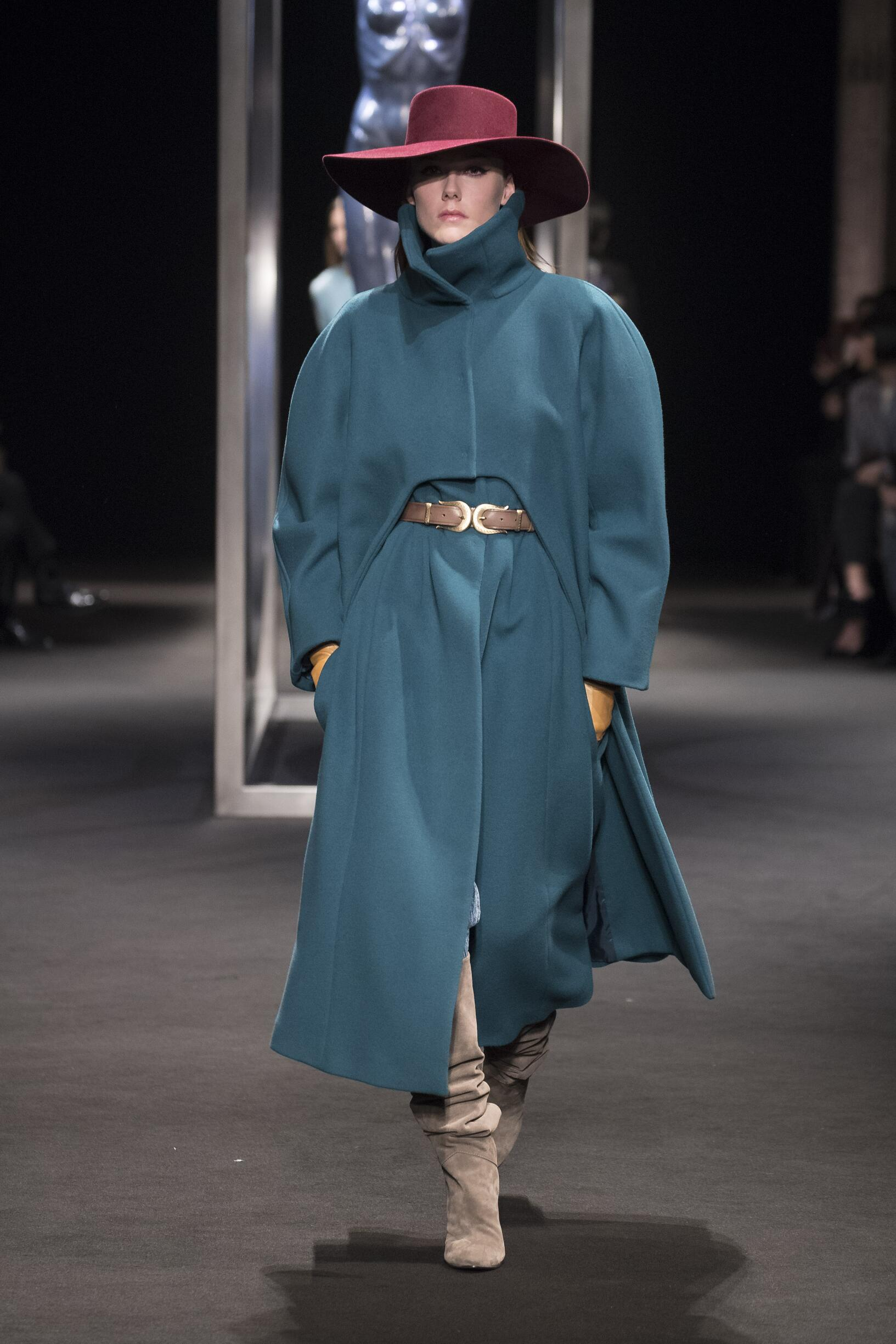 Alberta Ferretti Women's Collection 2018