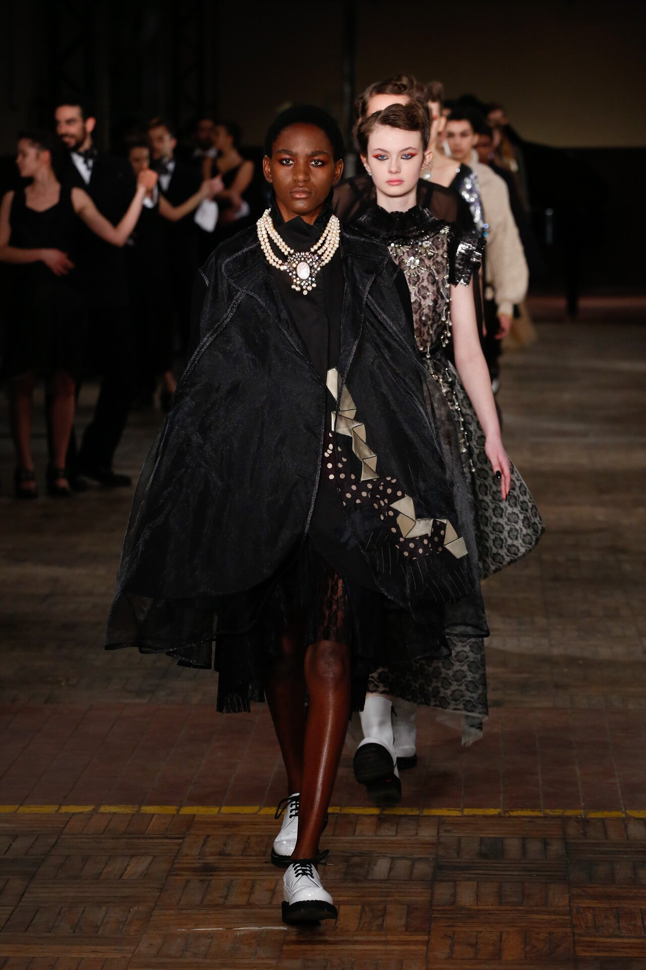 Antonio Marras Fall Winter 2018-19 Fashion Show Finale