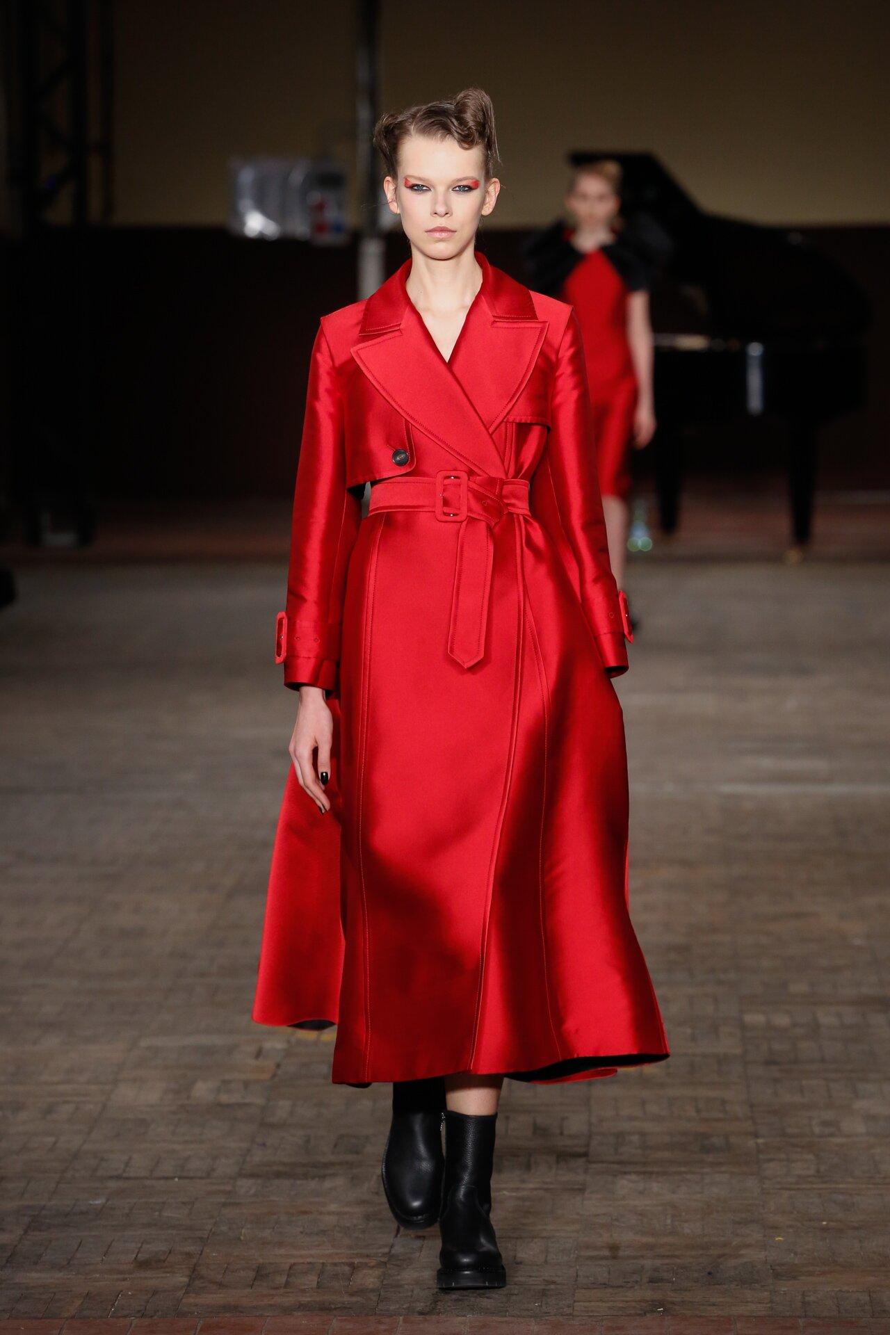 Antonio Marras Fall Winter 2018-19 Fashion Show Look 1