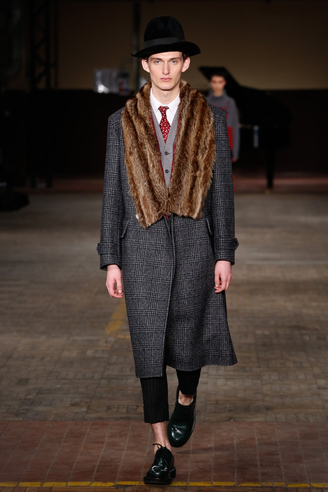Antonio Marras Fall Winter 2018-19 Fashion Show Look 15