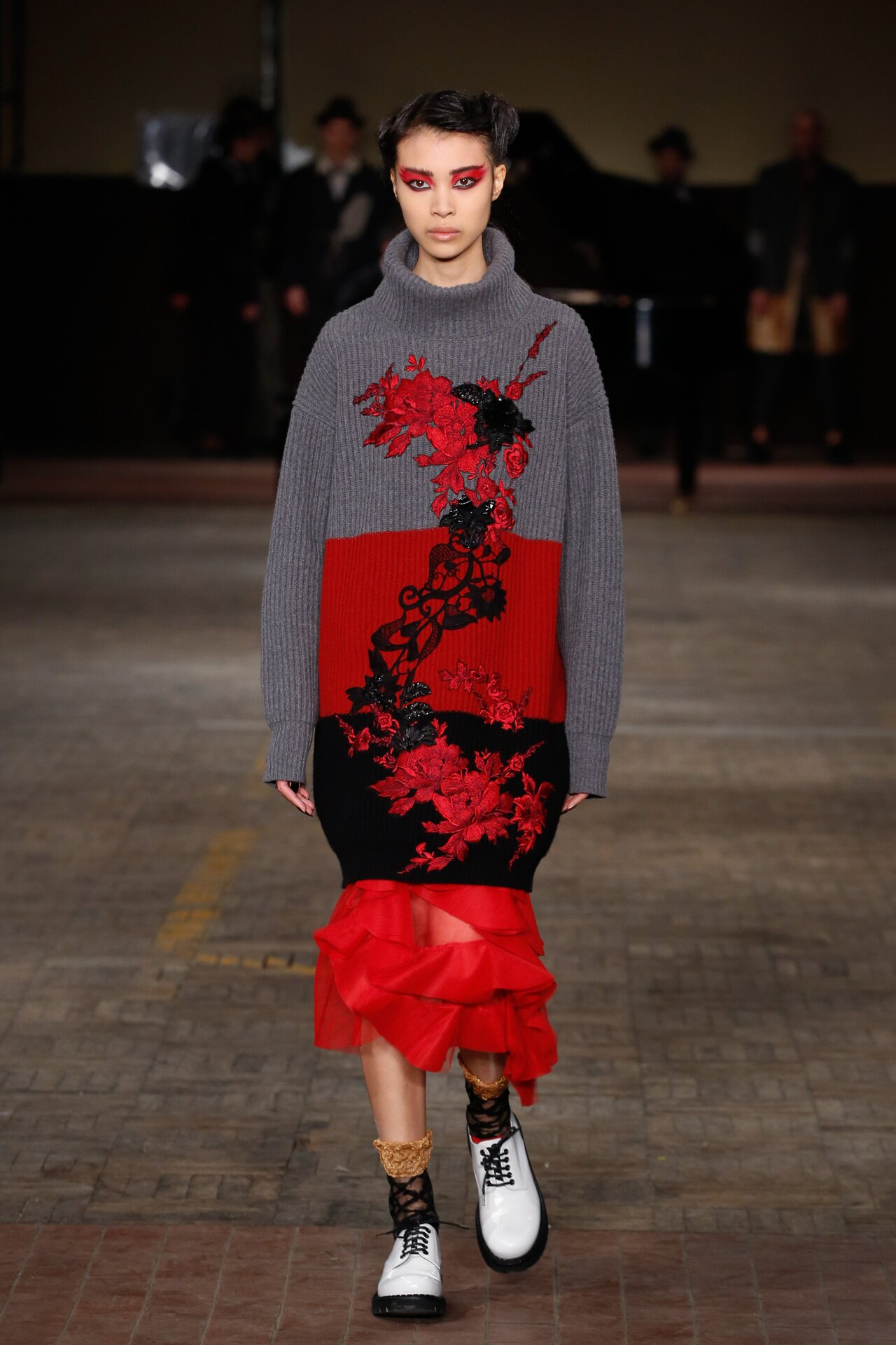 Antonio Marras Fall Winter 2018-19 Fashion Show Look 16