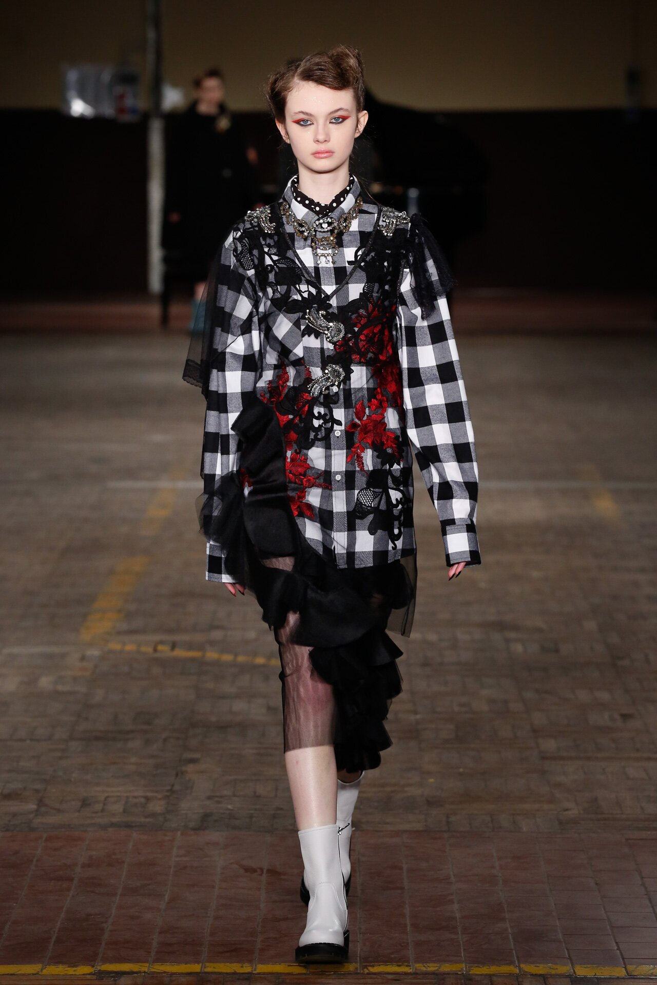 Antonio Marras Fall Winter 2018-19 Fashion Show Look 18