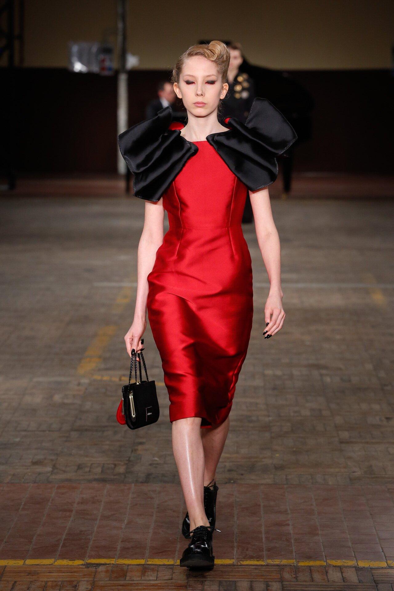 Antonio Marras Fall Winter 2018-19 Fashion Show Look 2