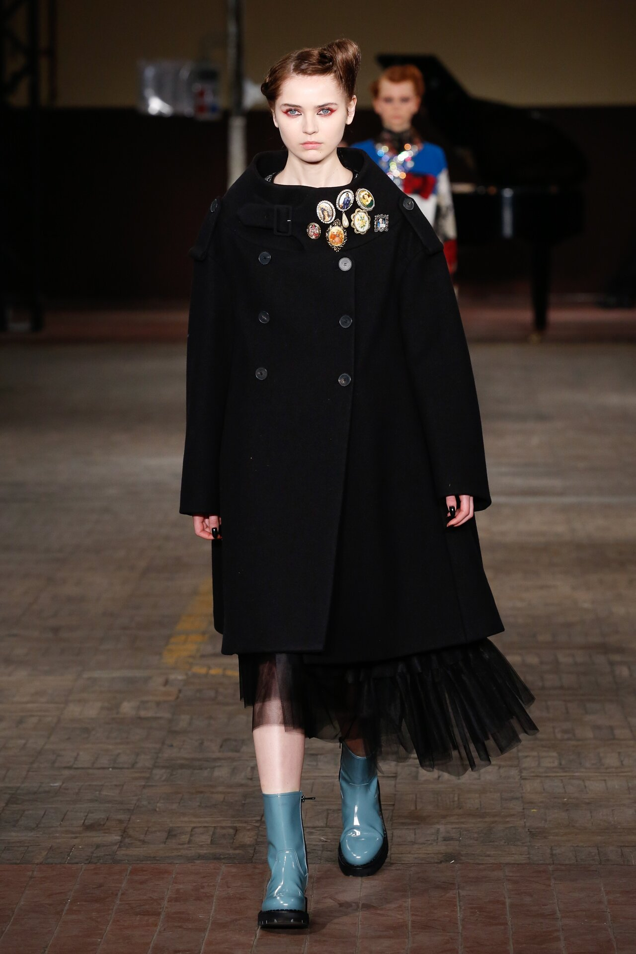 Antonio Marras Fall Winter 2018-19 Fashion Show Look 20