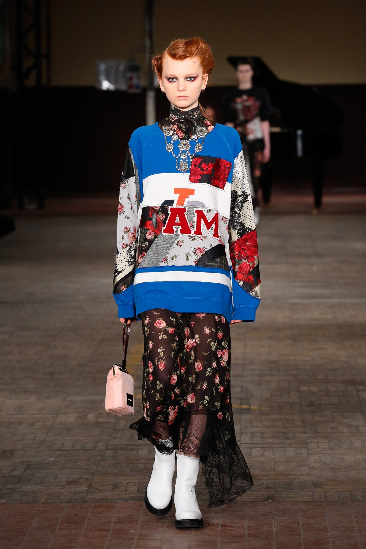 Antonio Marras Fall Winter 2018-19 Fashion Show Look 21