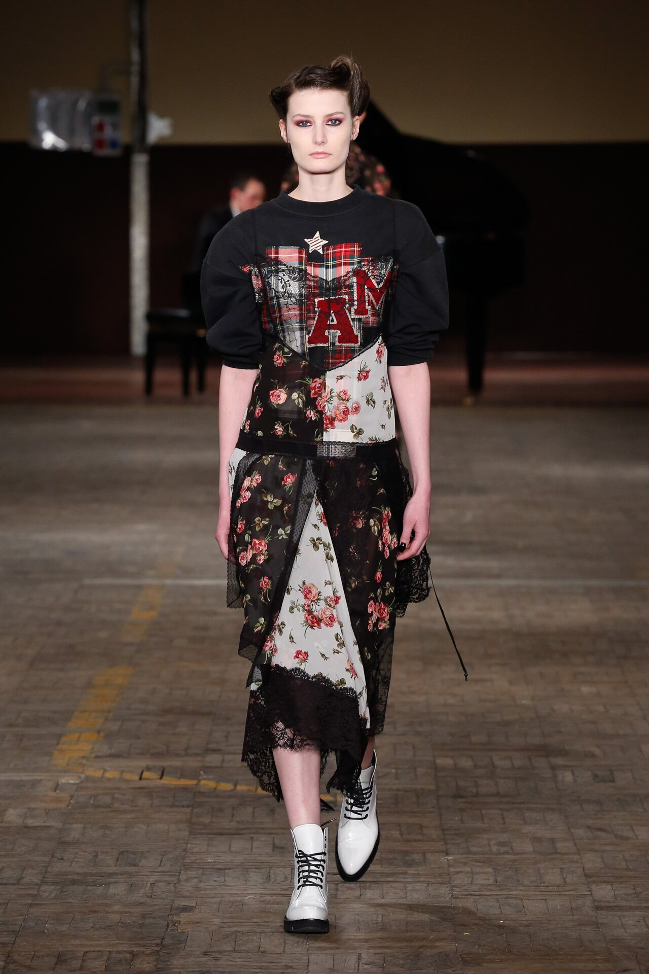 Antonio Marras Fall Winter 2018-19 Fashion Show Look 22