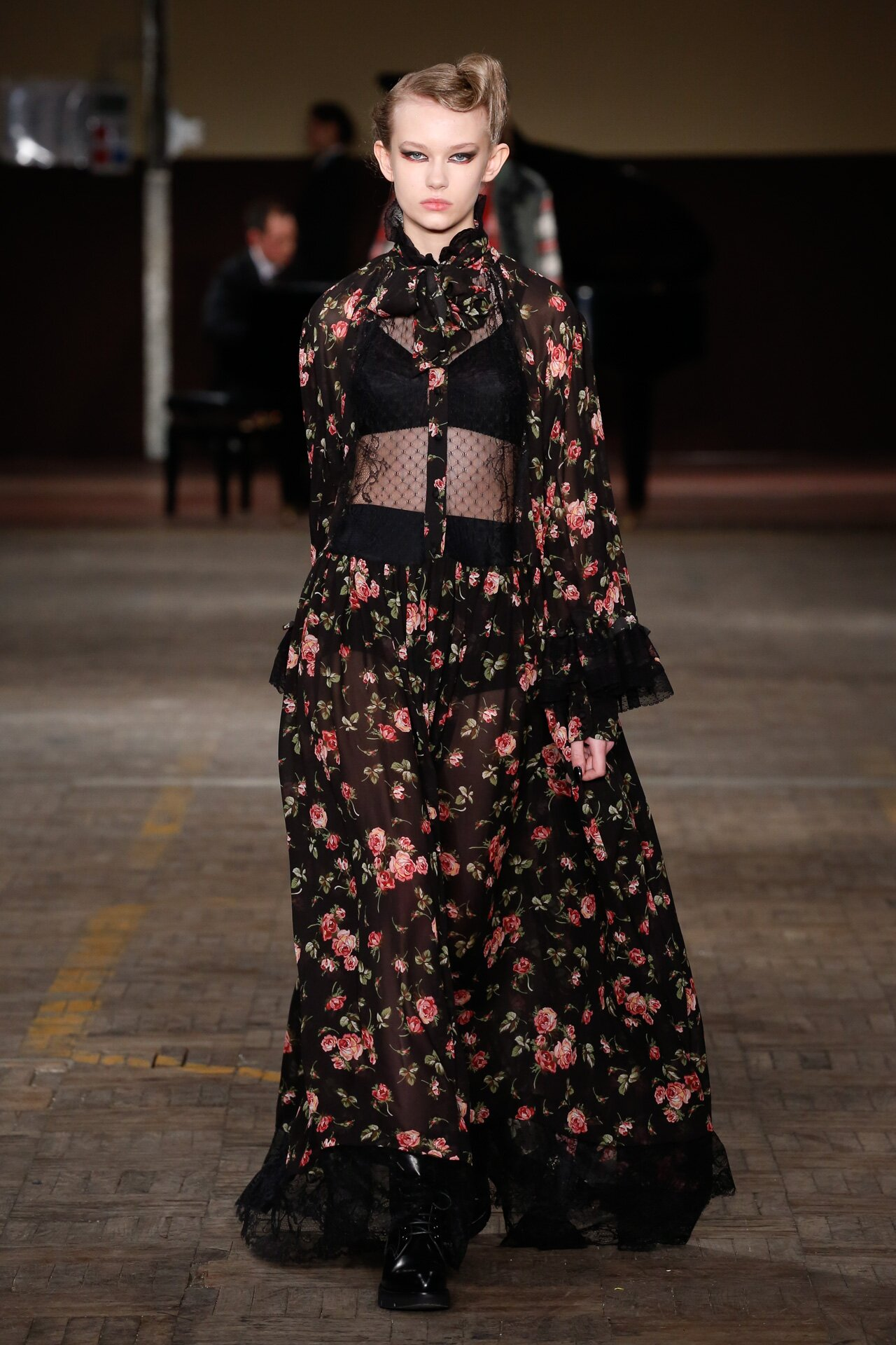 Antonio Marras Fall Winter 2018-19 Fashion Show Look 23