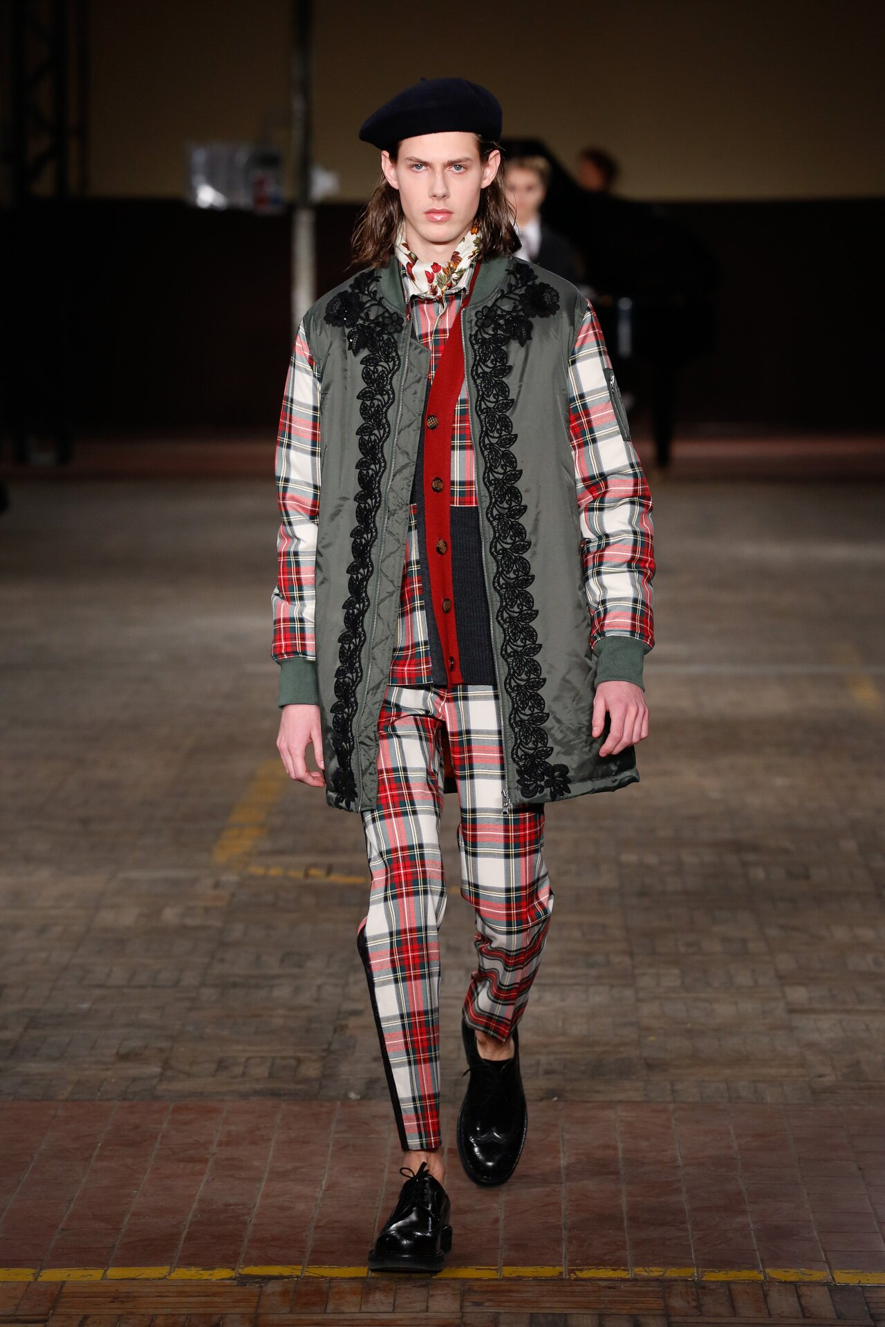 Antonio Marras Fall Winter 2018-19 Fashion Show Look 24