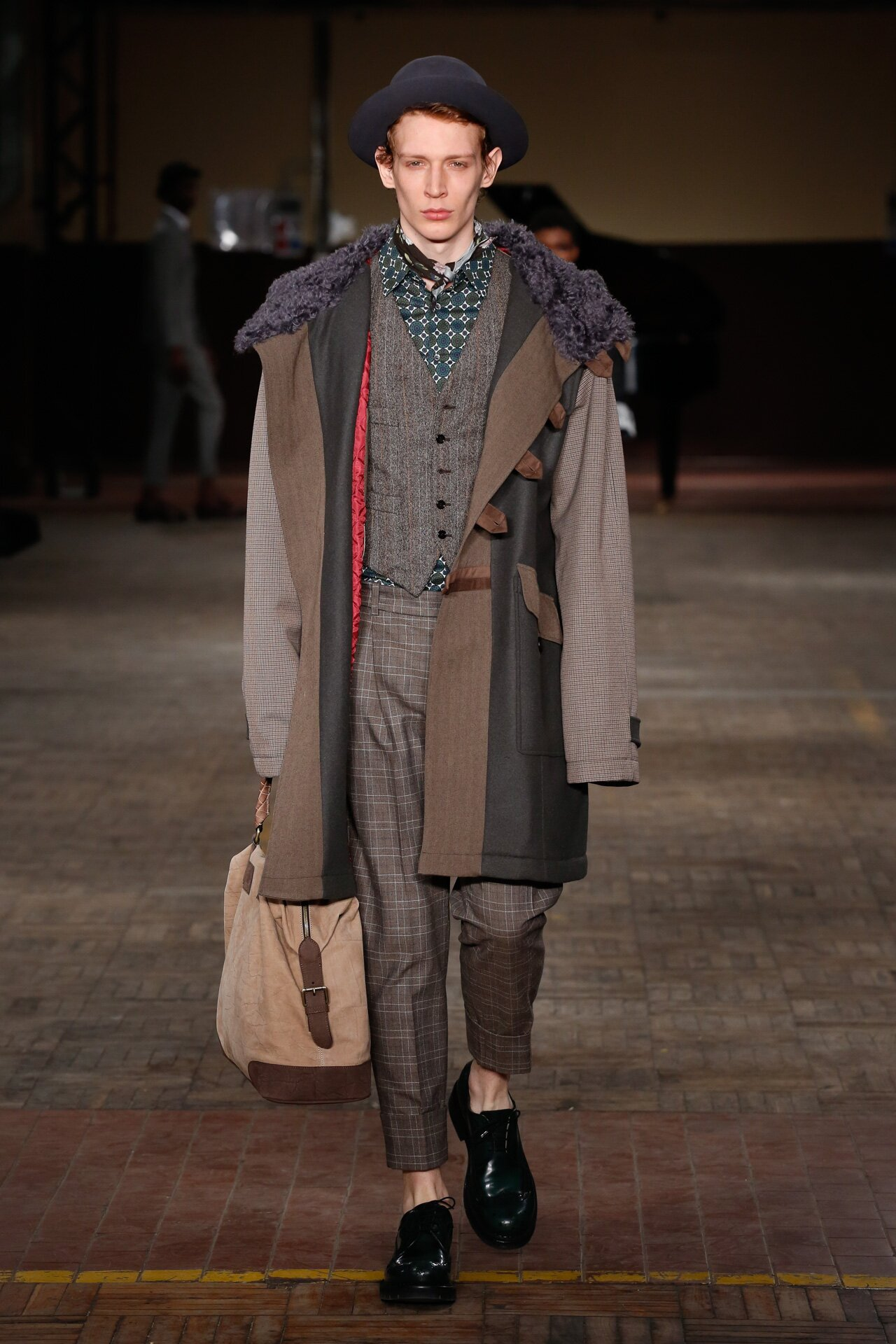 Antonio Marras Fall Winter 2018-19 Fashion Show Look 26