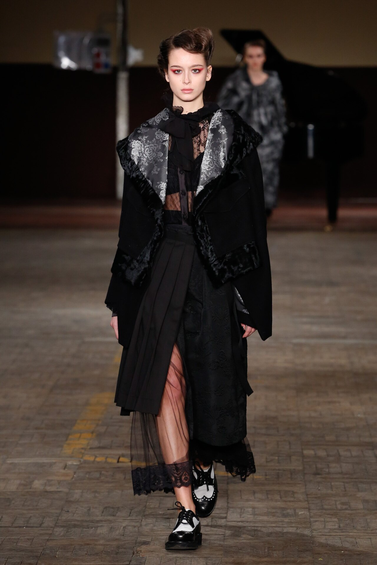 Antonio Marras Fall Winter 2018-19 Fashion Show Look 30