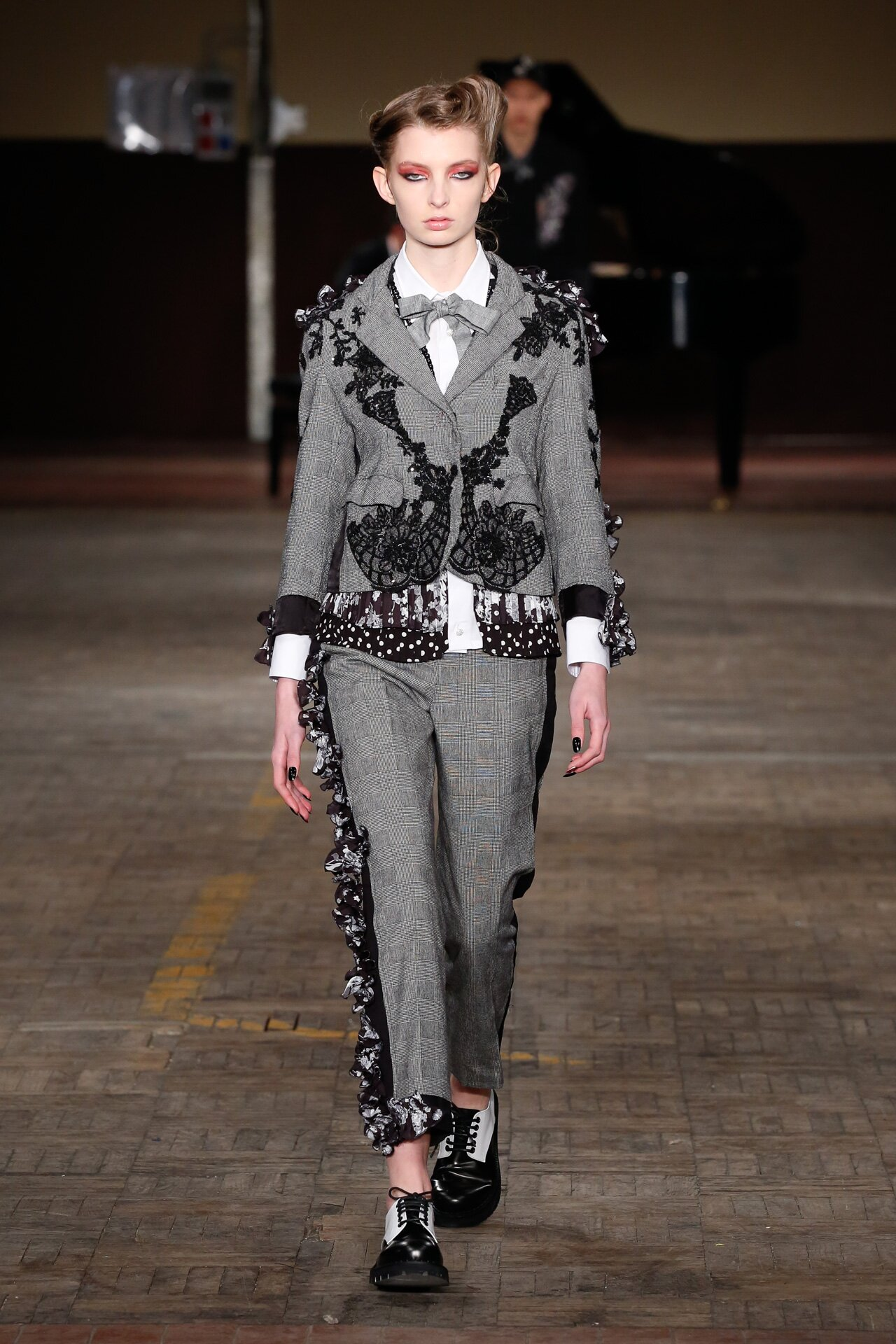Antonio Marras Fall Winter 2018-19 Fashion Show Look 34