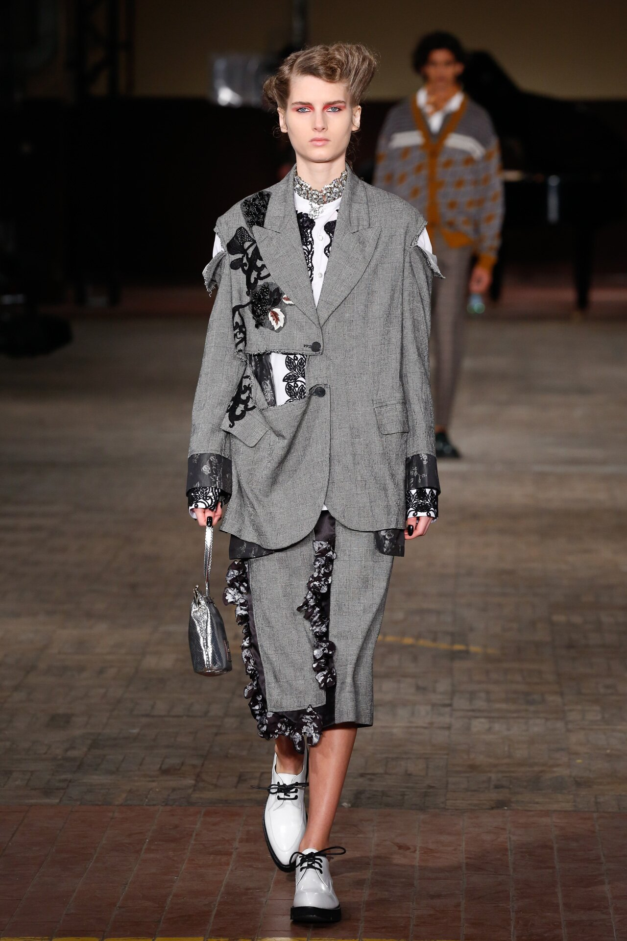 Antonio Marras Fall Winter 2018-19 Fashion Show Look 36