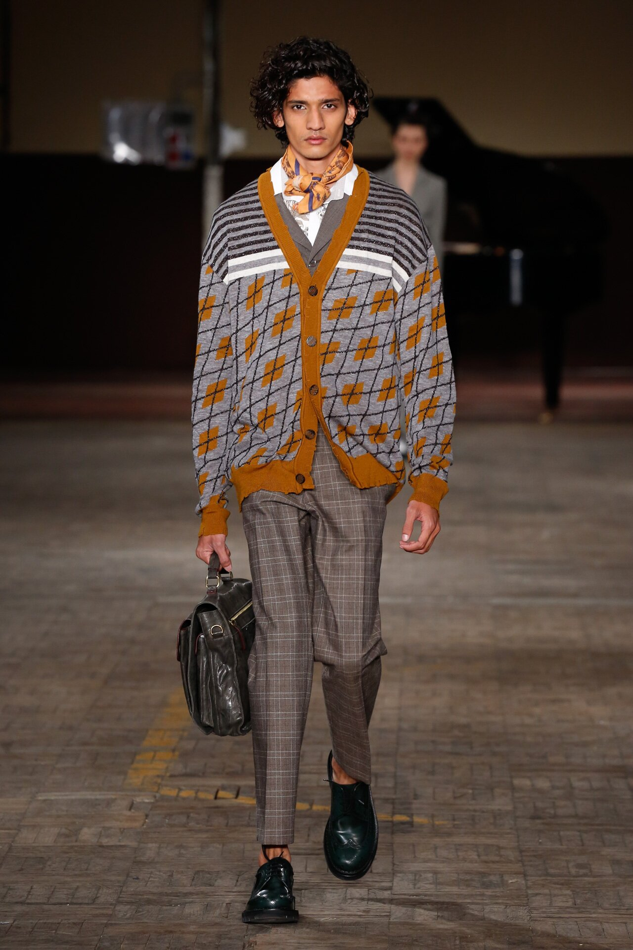 Antonio Marras Fall Winter 2018-19 Fashion Show Look 37