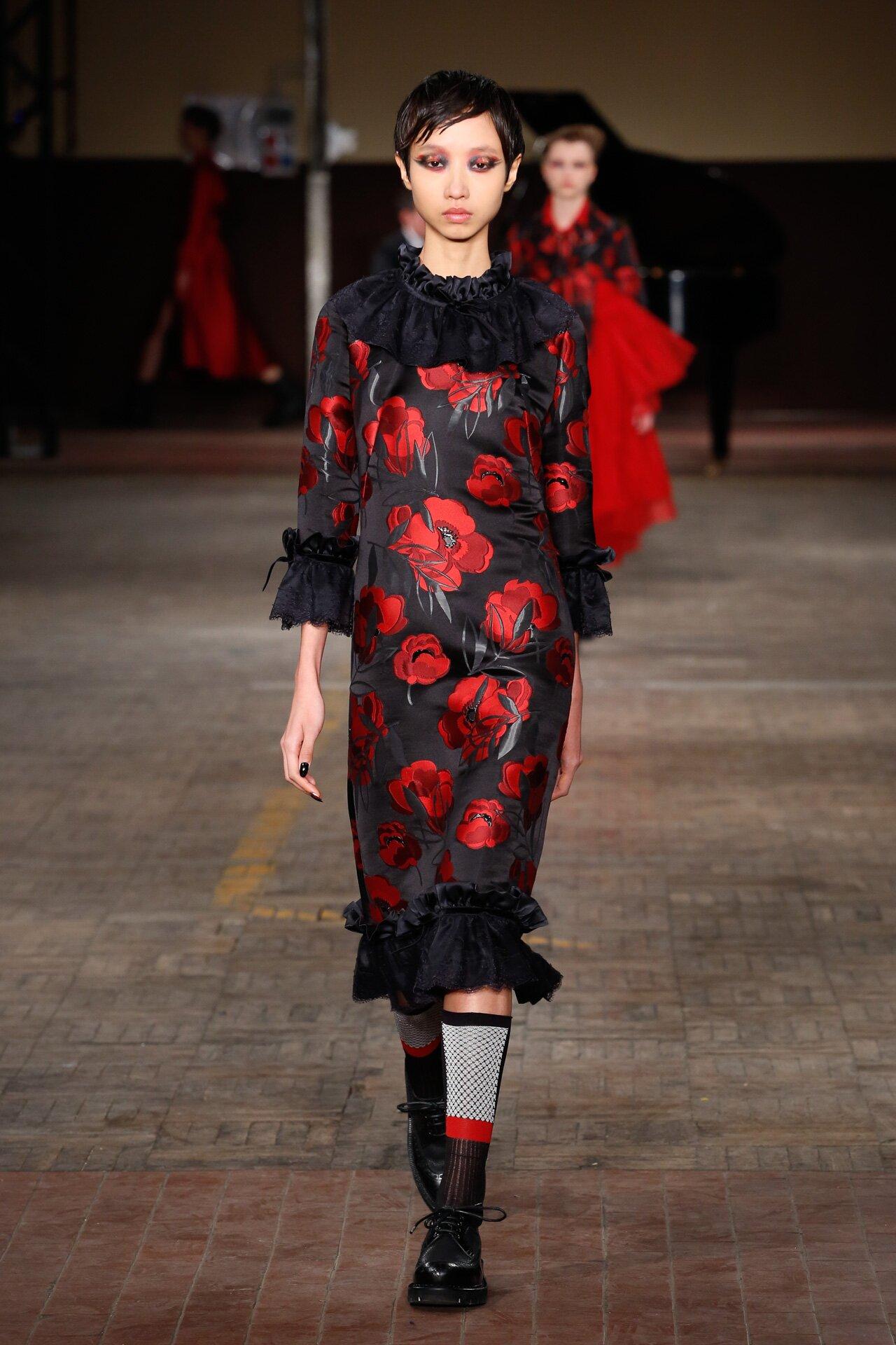 Antonio Marras Fall Winter 2018-19 Fashion Show Look 4