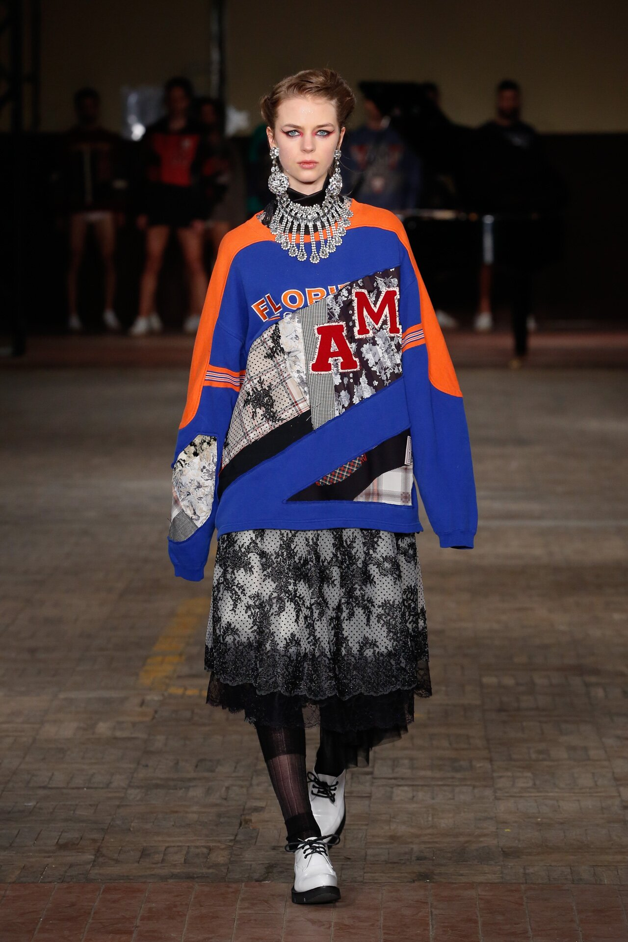 Antonio Marras Fall Winter 2018-19 Fashion Show Look 42