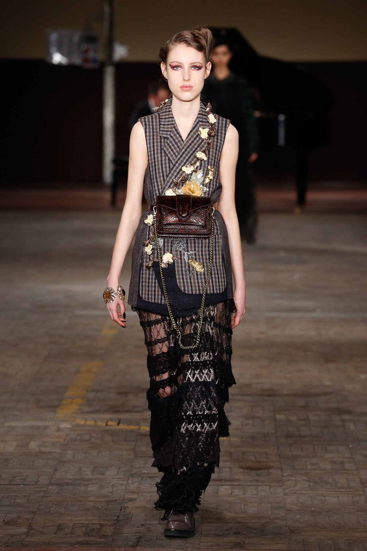 Antonio Marras Fall Winter 2018-19 Fashion Show Look 45