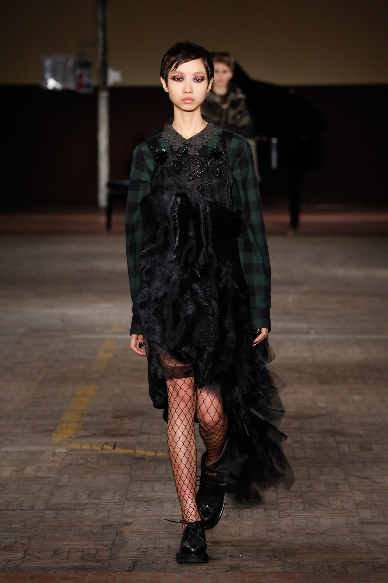 Antonio Marras Fall Winter 2018-19 Fashion Show Look 46