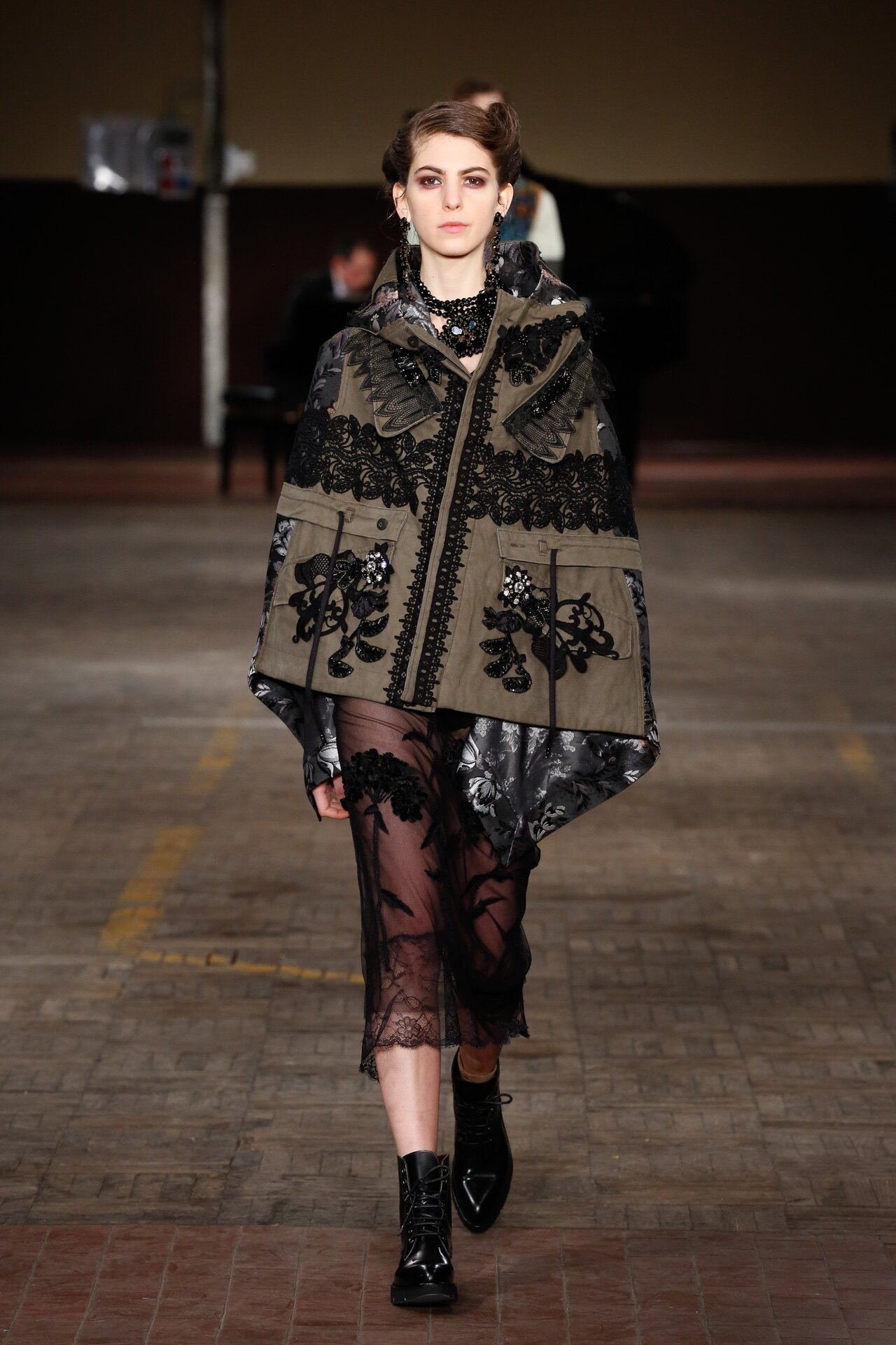 Antonio Marras Fall Winter 2018-19 Fashion Show Look 47