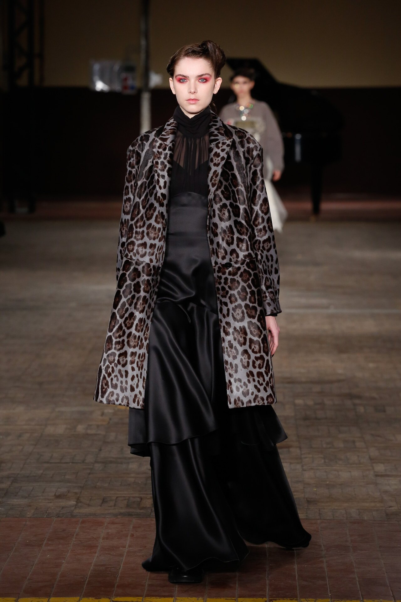Antonio Marras Fall Winter 2018-19 Fashion Show Look 49