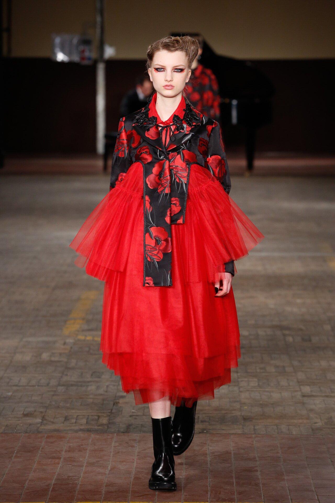Antonio Marras Fall Winter 2018-19 Fashion Show Look 5