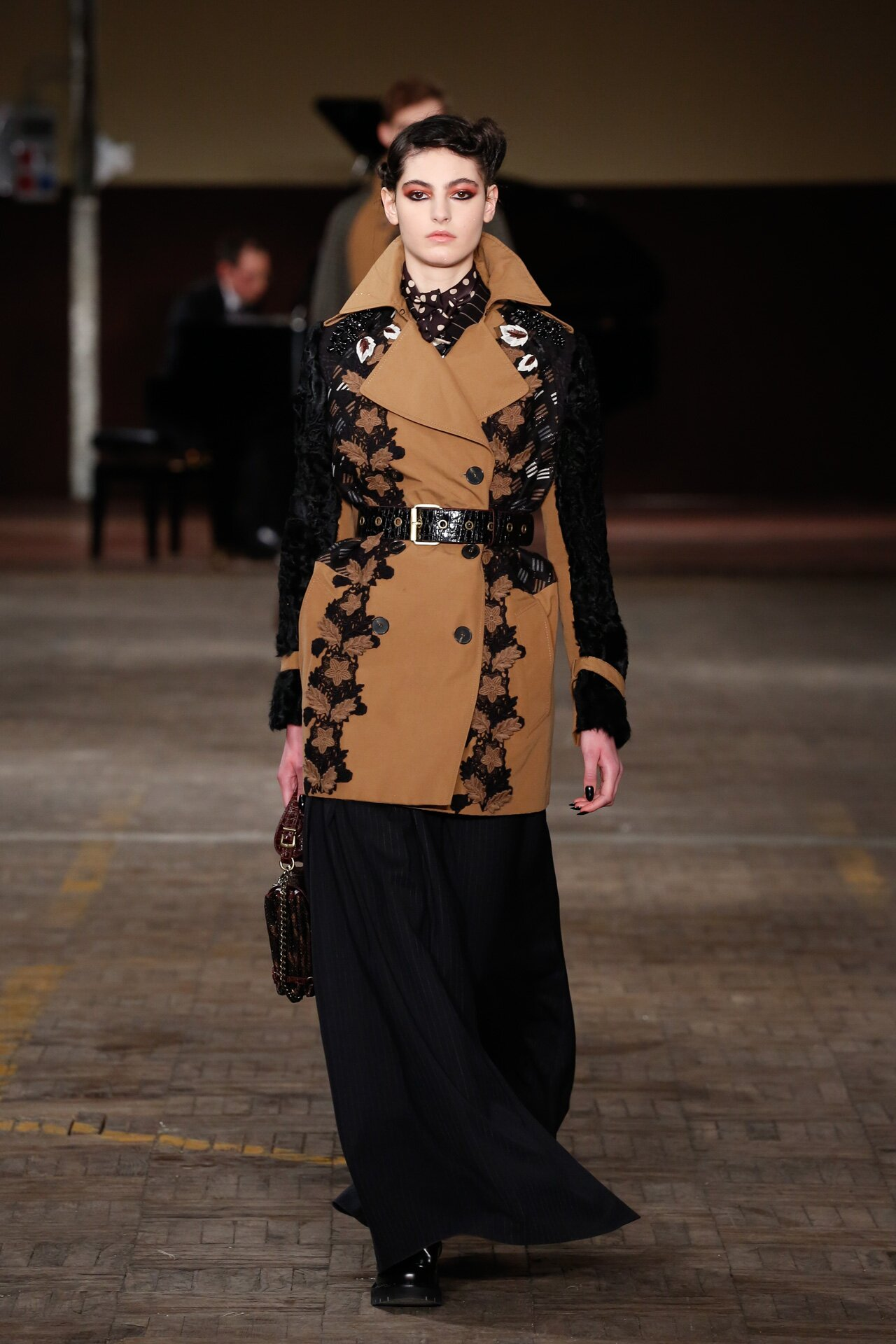 Antonio Marras Fall Winter 2018-19 Fashion Show Look 51