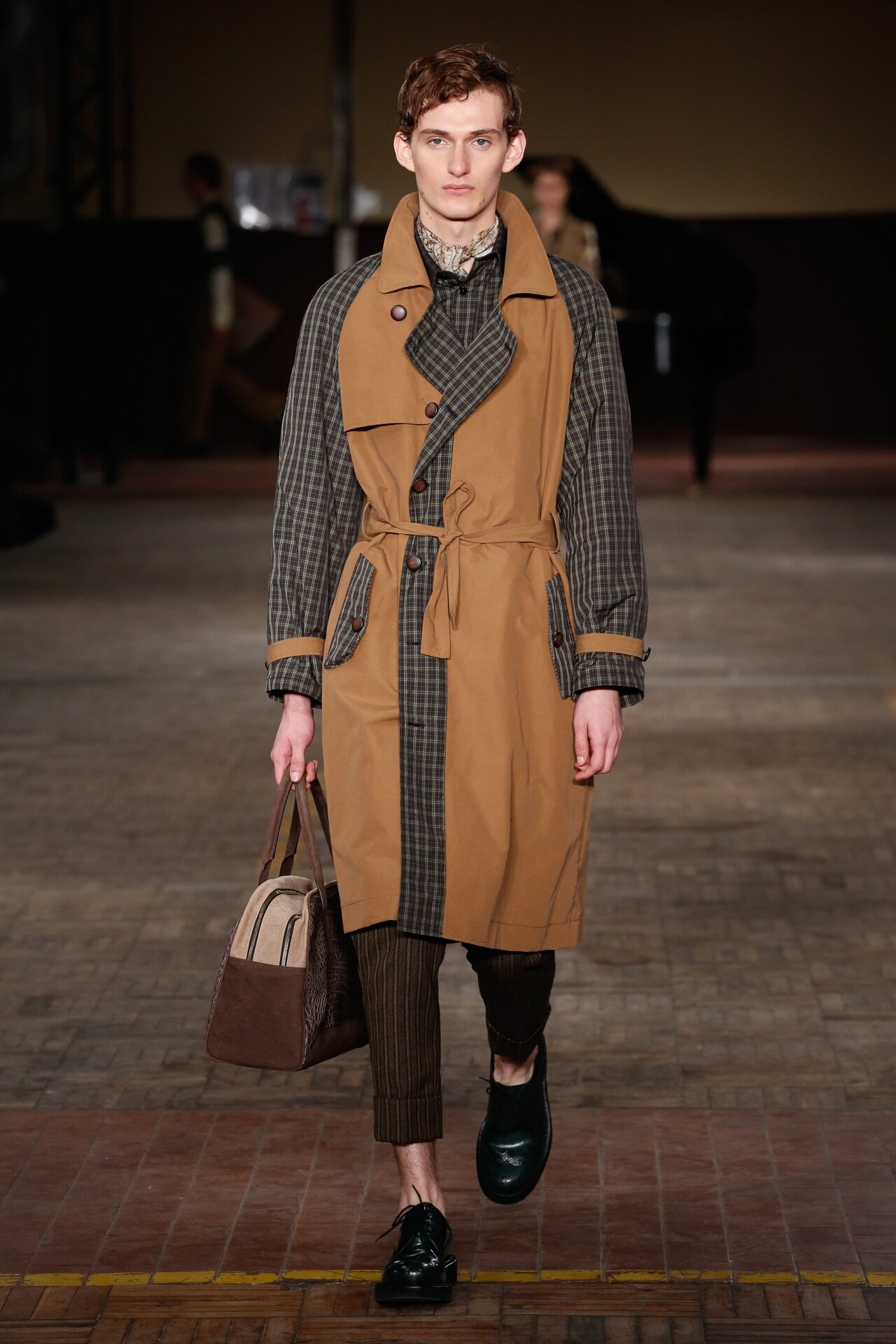 Antonio Marras Fall Winter 2018-19 Fashion Show Look 52