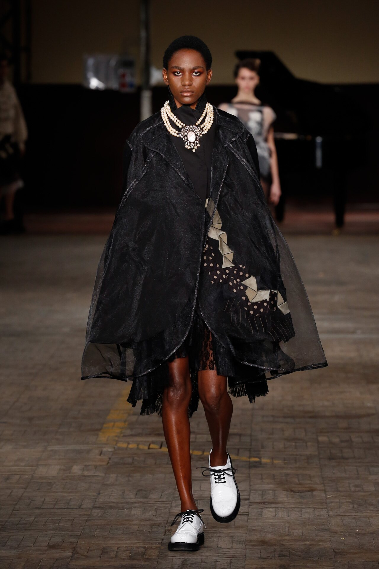 Antonio Marras Fall Winter 2018-19 Fashion Show Look 59