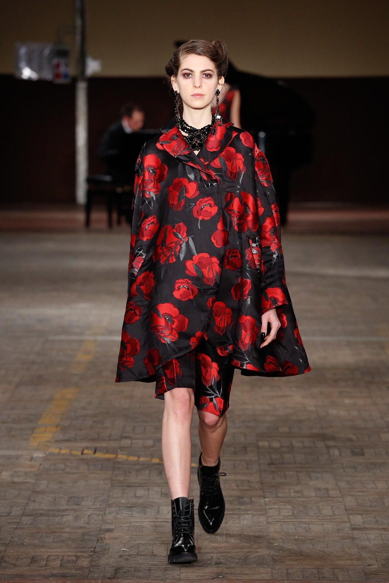 Antonio Marras Fall Winter 2018-19 Fashion Show Look 6