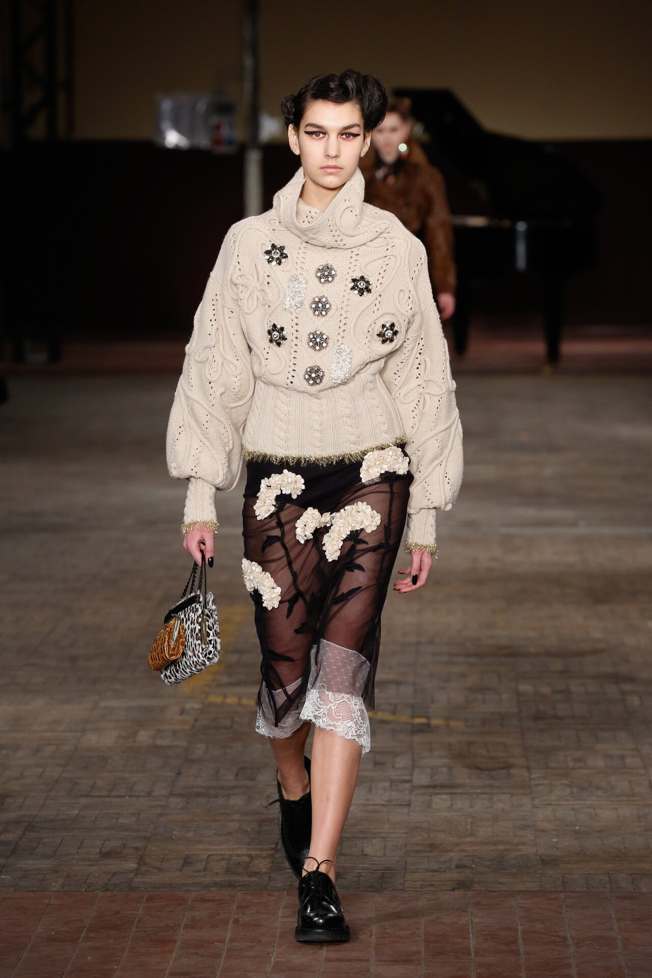 Antonio Marras Fall Winter 2018-19 Fashion Show Look 61