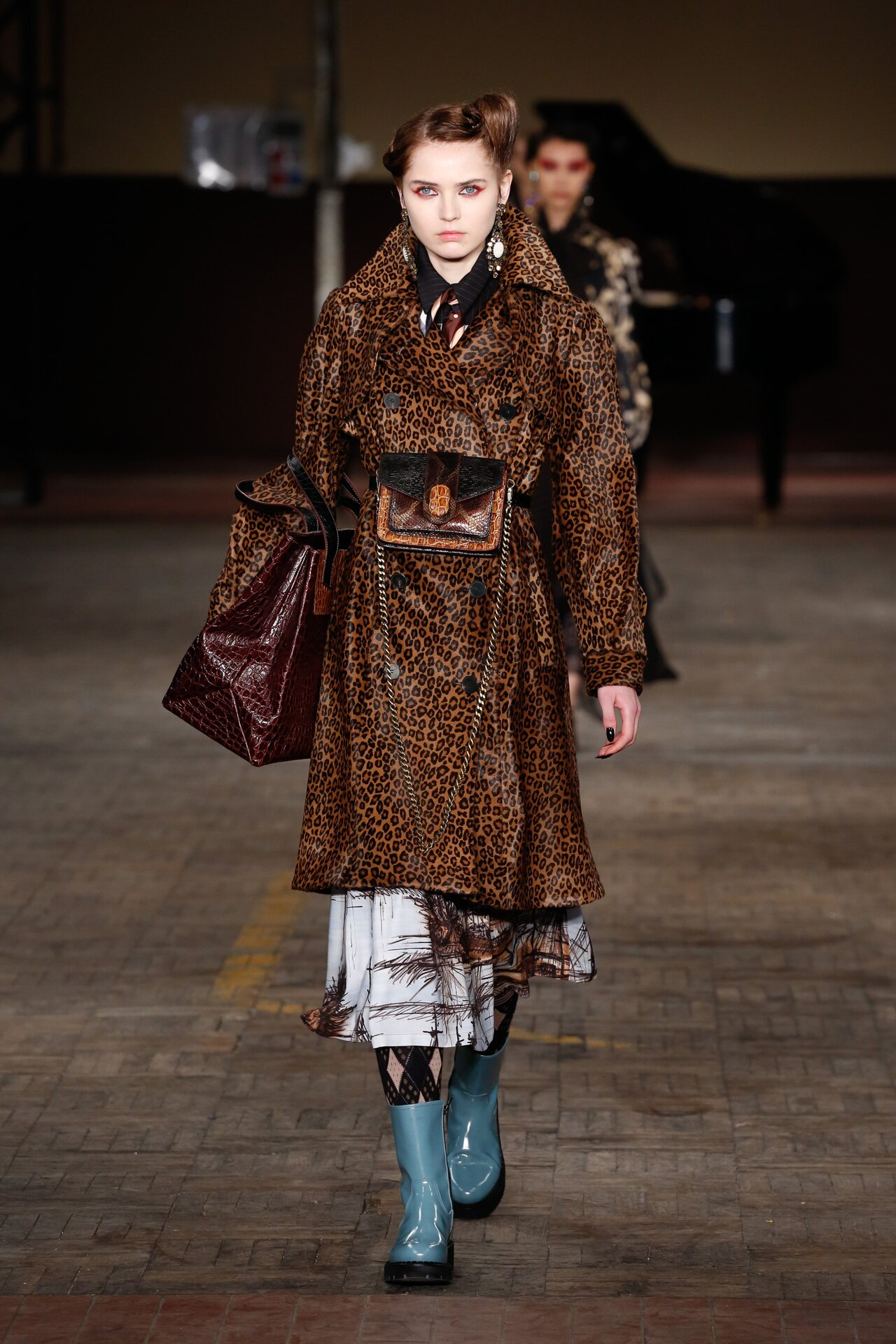 Antonio Marras Fall Winter 2018-19 Fashion Show Look 62