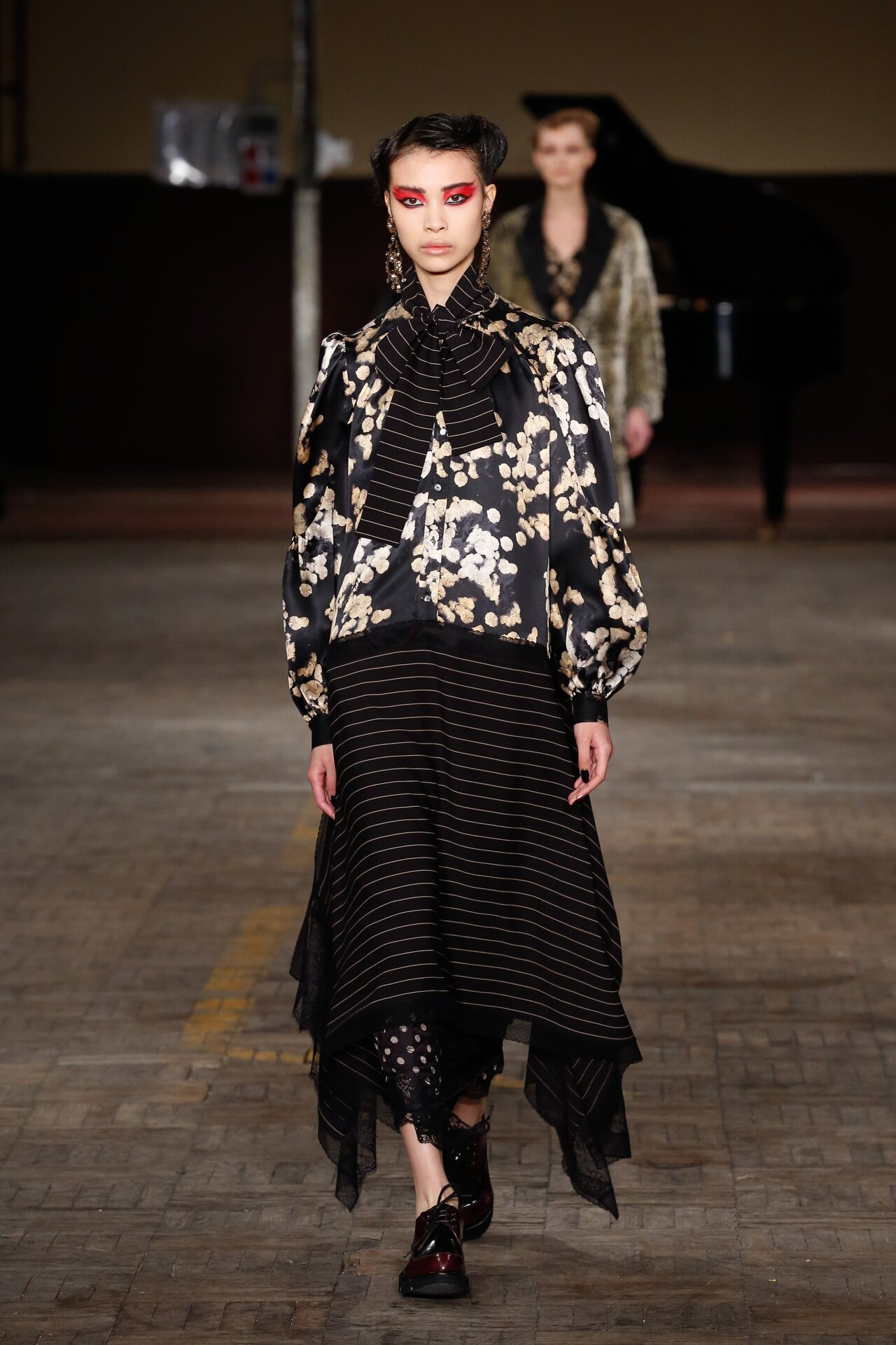 Antonio Marras Fall Winter 2018-19 Fashion Show Look 63