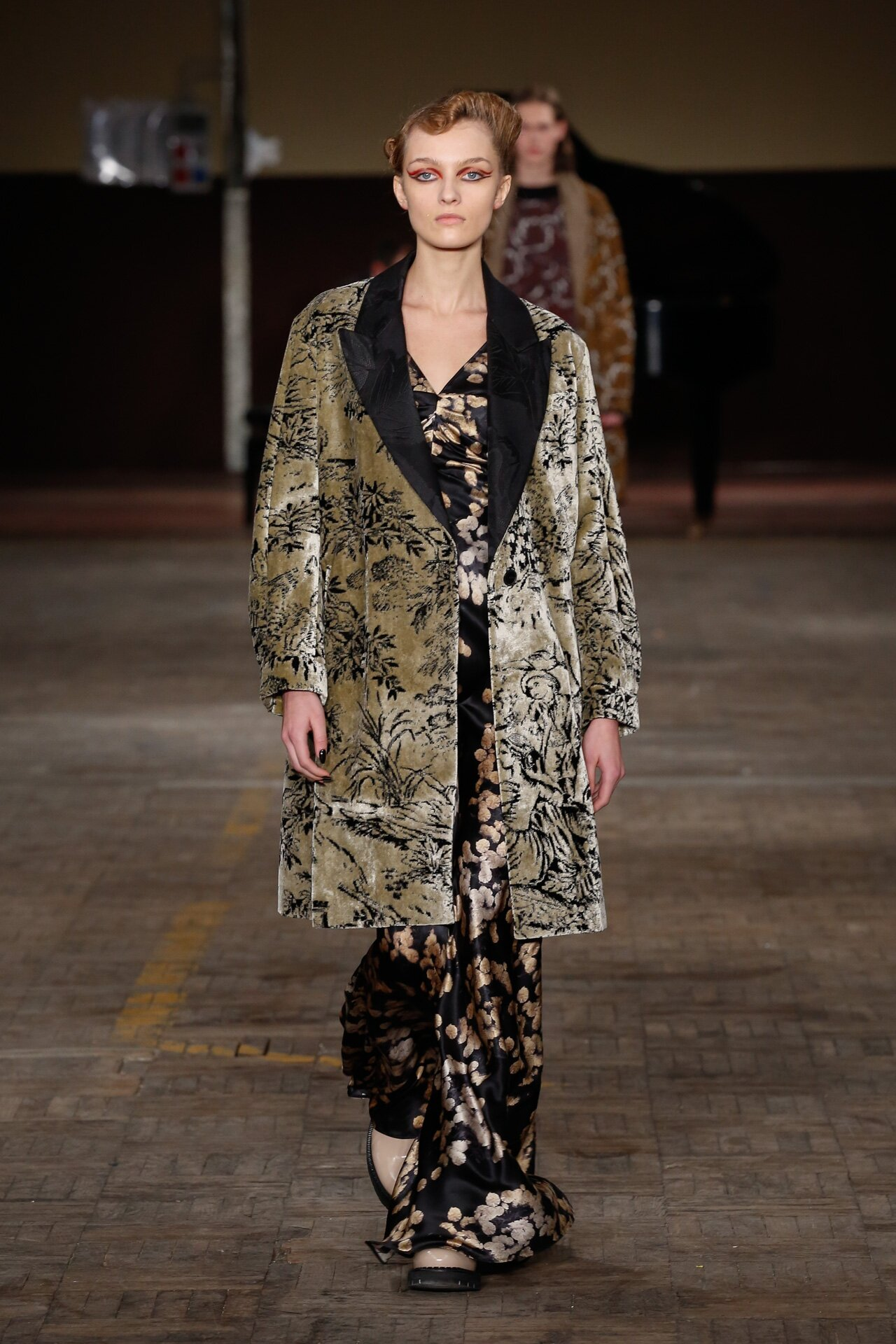 Antonio Marras Fall Winter 2018-19 Fashion Show Look 64