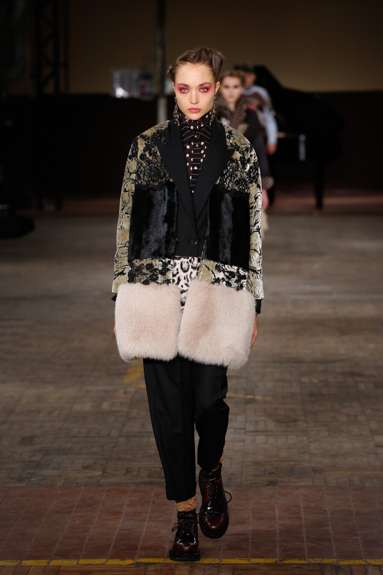 Antonio Marras Fall Winter 2018-19 Fashion Show Look 66