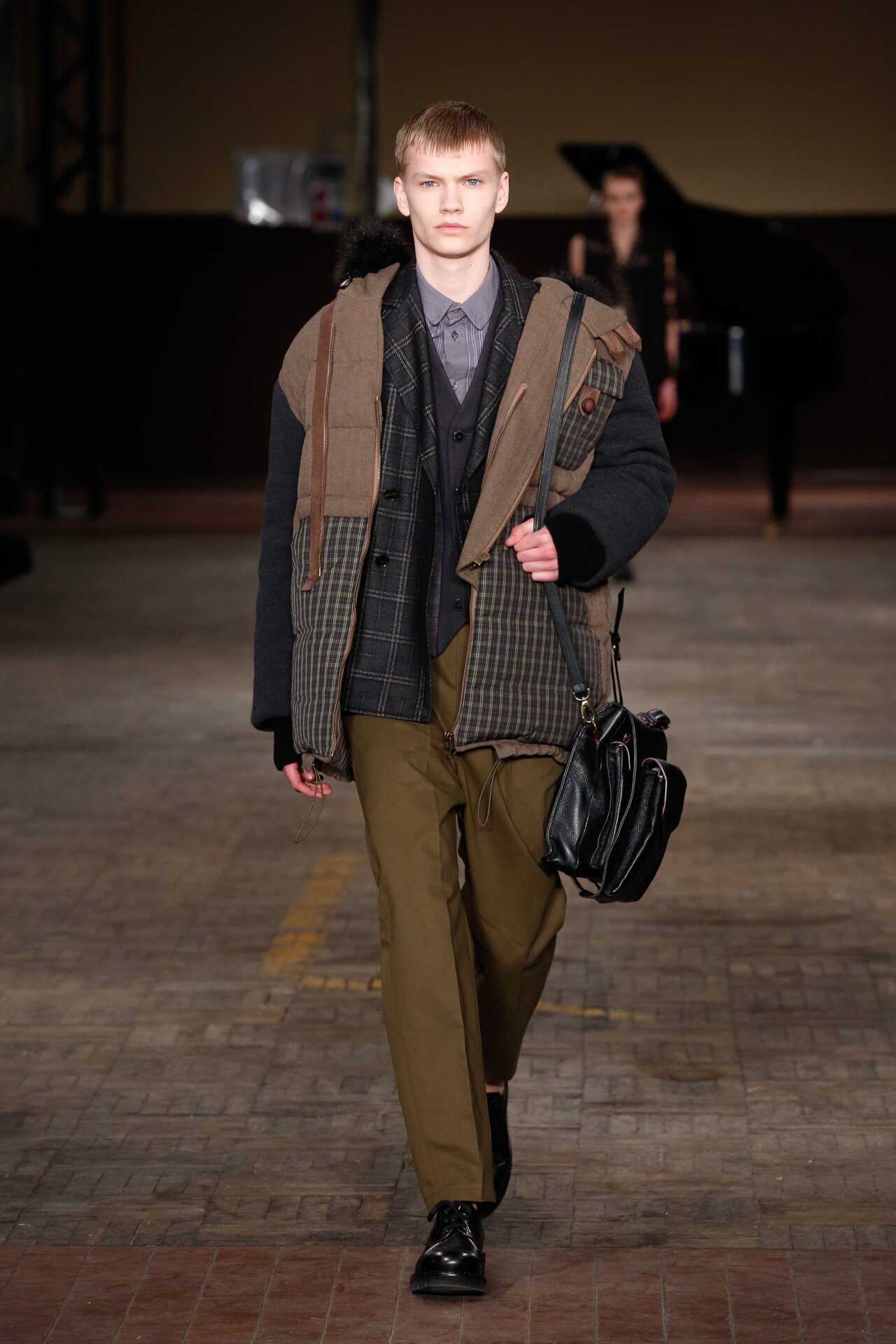 Antonio Marras Fall Winter 2018-19 Fashion Show Look 70