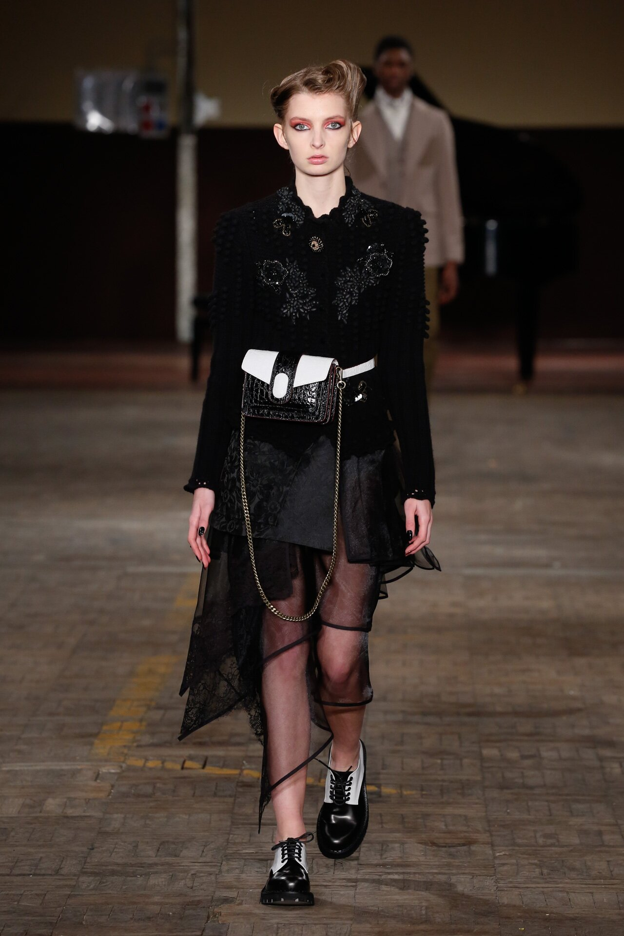 Antonio Marras Fall Winter 2018-19 Fashion Show Look 72