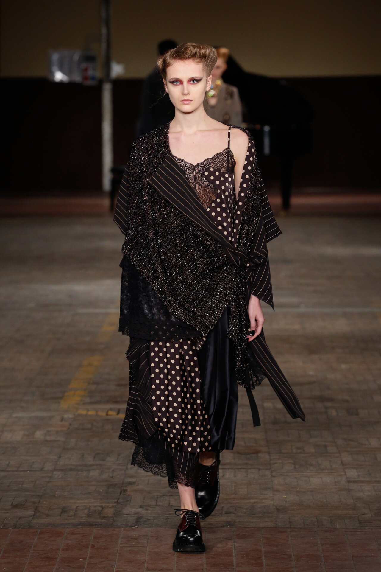 Antonio Marras Fall Winter 2018-19 Fashion Show Look 74