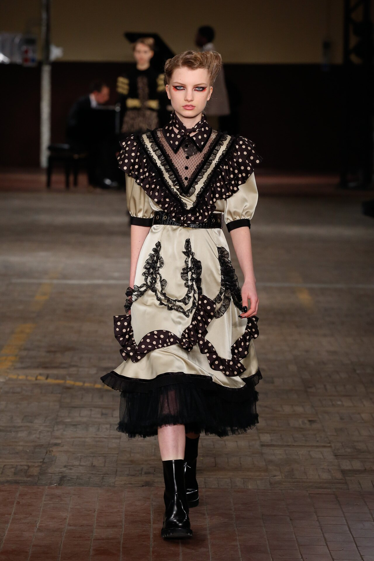 Antonio Marras Fall Winter 2018-19 Fashion Show Look 77