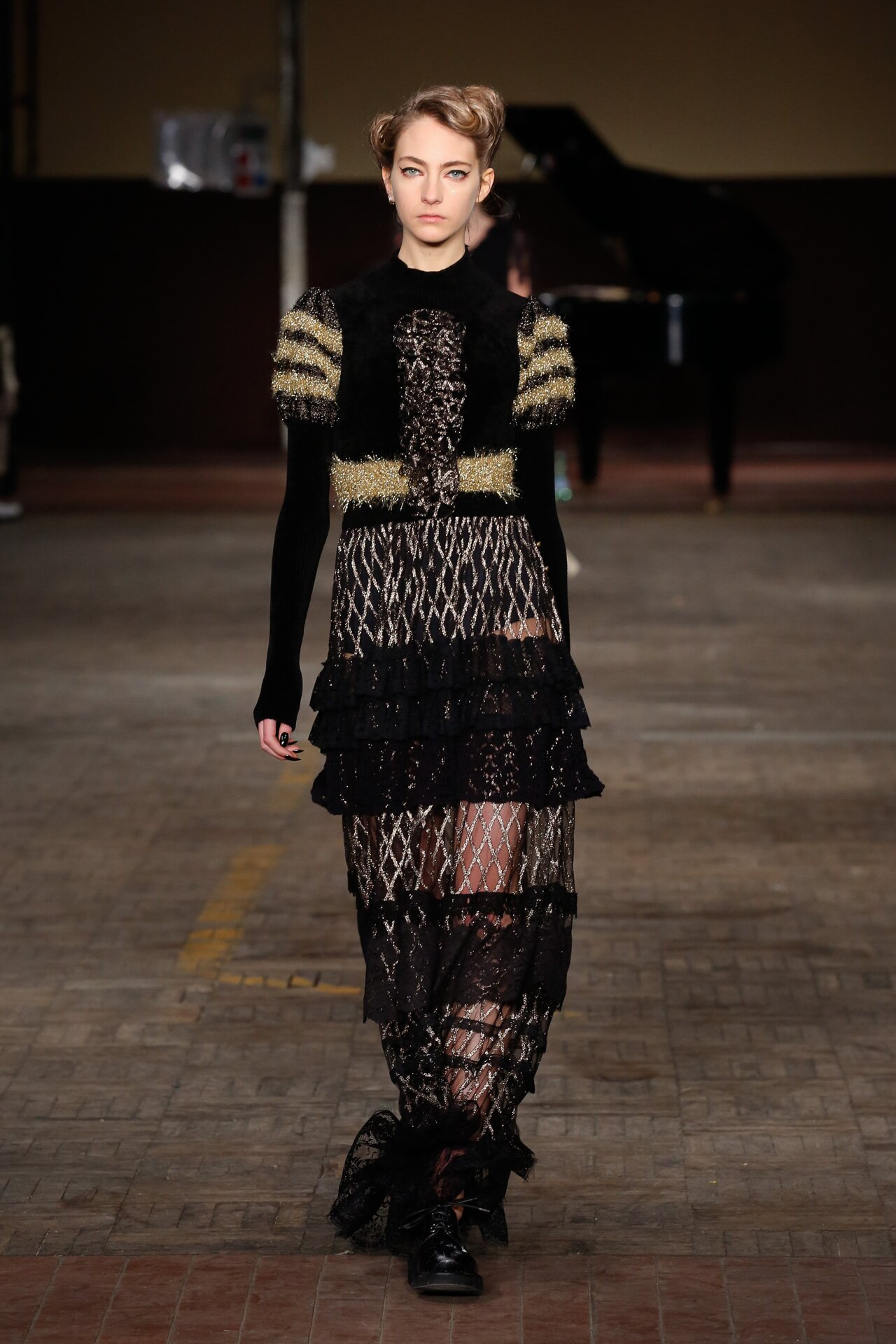 Antonio Marras Fall Winter 2018-19 Fashion Show Look 78