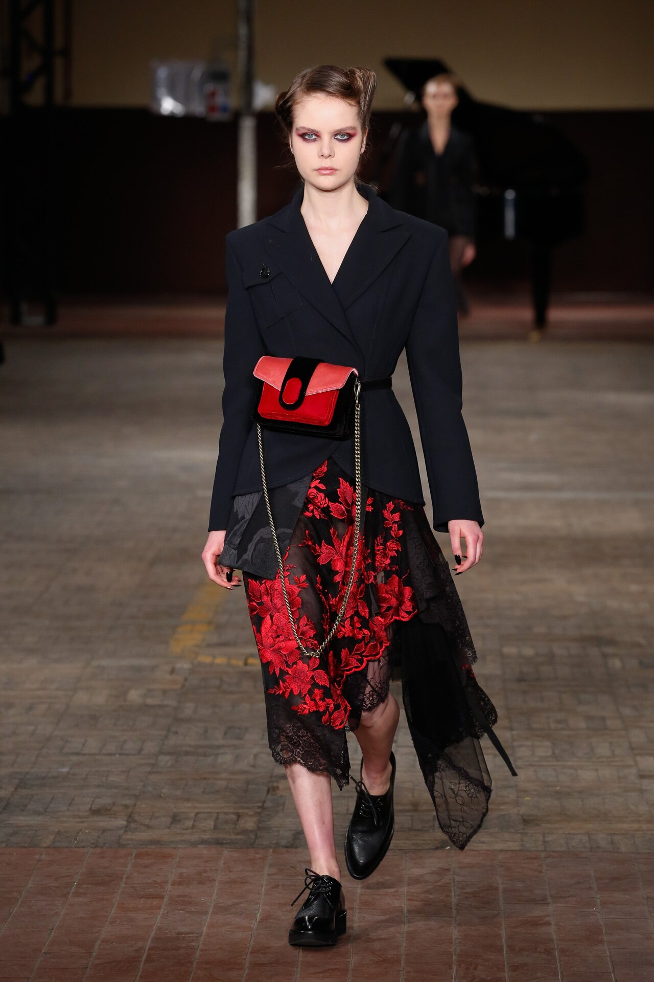 Antonio Marras Fall Winter 2018-19 Fashion Show Look 8