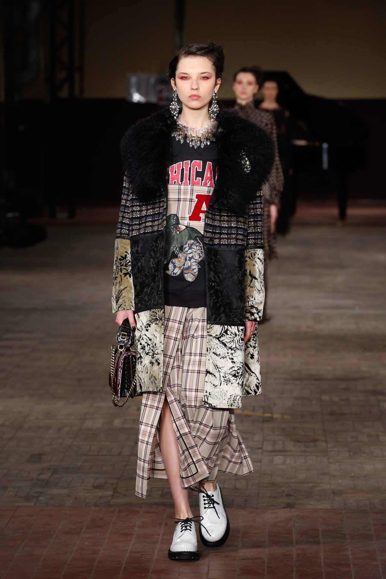 Antonio Marras Fall Winter 2018-19 Fashion Show Look 80